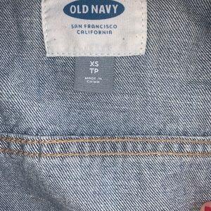 Old Navy Jackets & Coats - American eagle jean jacket.